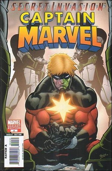 Captain Marvel (2008) 4-B by Marvel