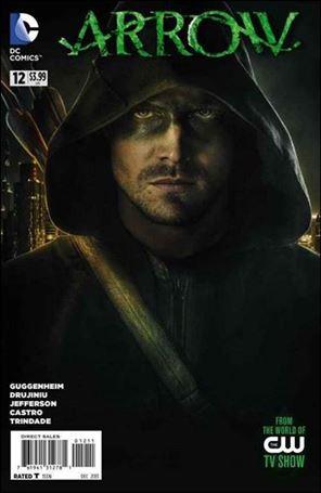 Arrow (2013) 12-A