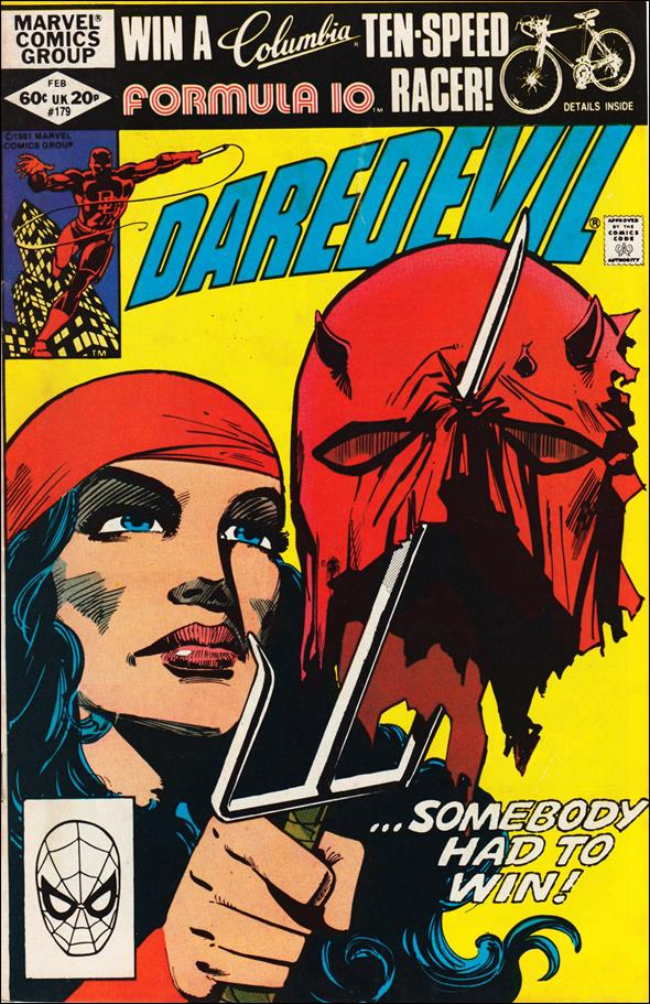 Daredevil (1964) 179-A by Marvel