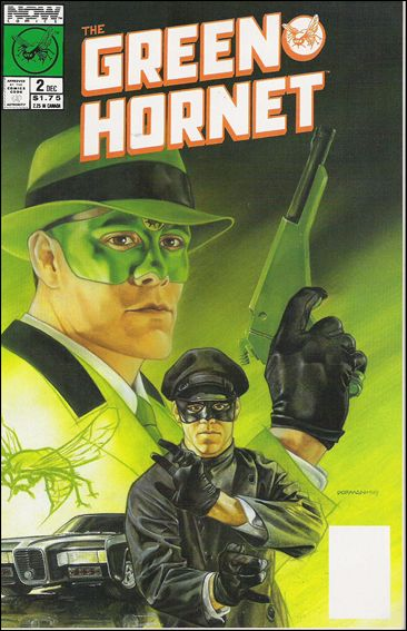 Green Hornet (1989) 2-A by Now Comics