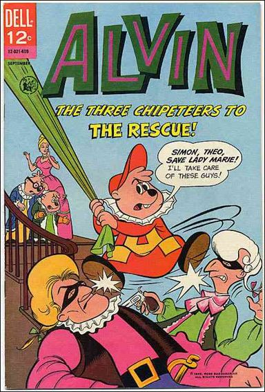 Alvin 16-A by Dell