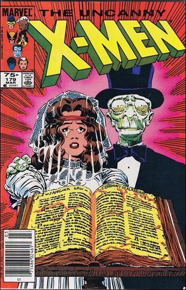 Uncanny X-Men (1981) 179-B by Marvel