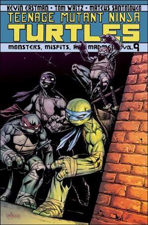 Teenage Mutant Ninja Turtles (2012) 9-A
