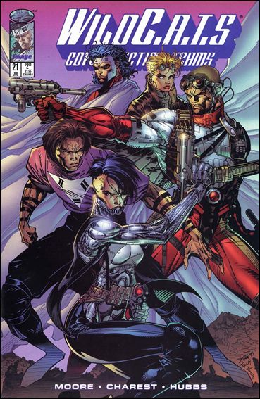 WildC.A.T.s: Covert Action Teams 21-A by Image