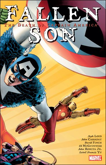 Fallen Son: The Death of Captain America nn-A by Marvel