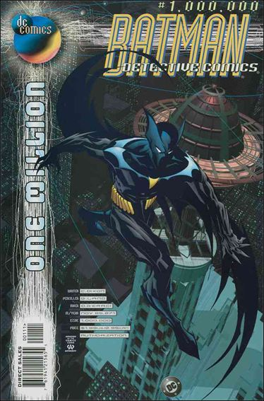 Detective Comics (1937) 1,000,000-A by DC