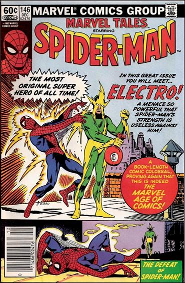 Marvel Tales (1966) 146-A by Marvel