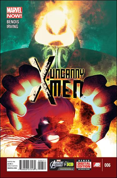 Uncanny X-Men (2013) 6-A by Marvel