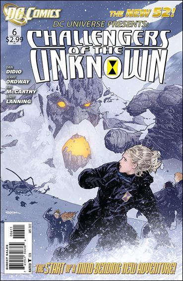 DC Universe Presents 6-A by DC