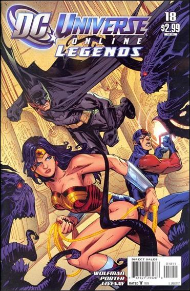DC Universe Online Legends 18-A by DC
