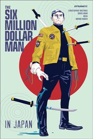 Six Million Dollar Man 1-A