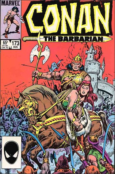 Conan the Barbarian (1970) 173-A by Marvel