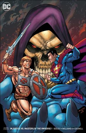 Injustice Vs Masters of the Universe 1-B
