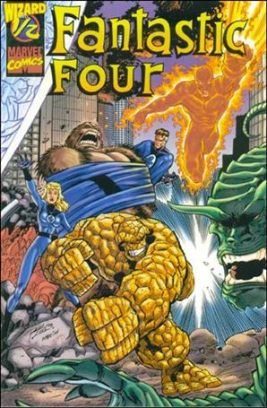 Fantastic Four (1998) 1/2-A