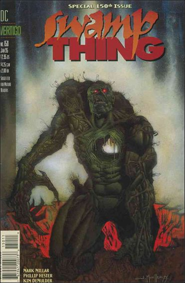 Swamp Thing (1986) 150-A by Vertigo
