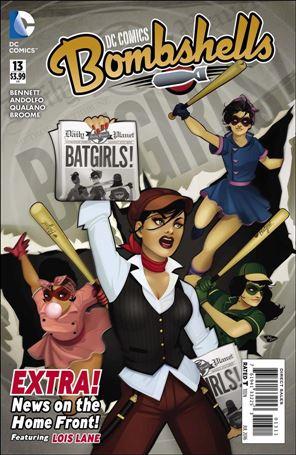 DC Comics Bombshells  13-A