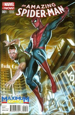Amazing Spider-Man (2014) 1-PU