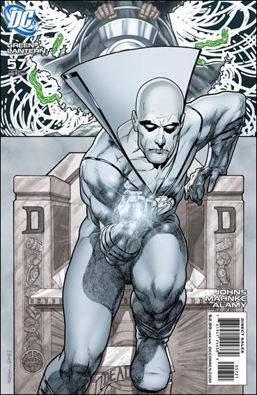 Green Lantern (2005) 57-B by DC