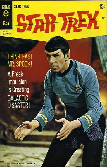 Star Trek (1967) 6-A by Gold Key