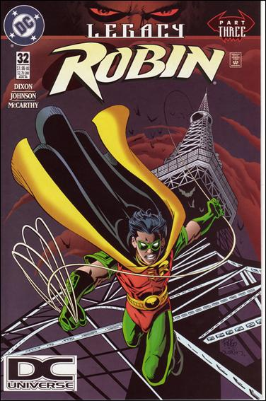 Robin (1993) 32-B by DC