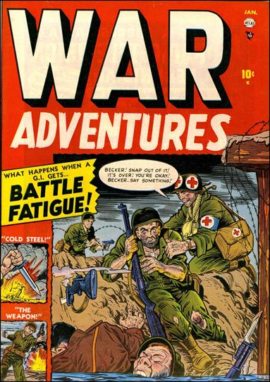 War Adventures 1-A by Atlas