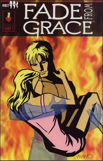 Fade From Grace 1-A by Beckett Comics