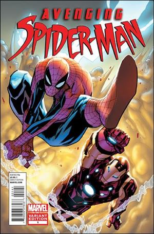 Avenging Spider-Man 1-C