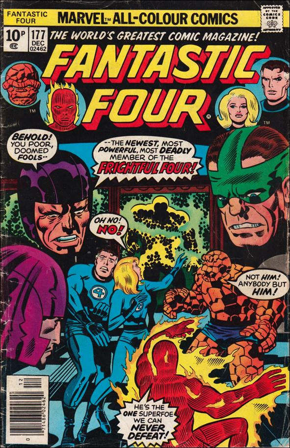 Fantastic Four (1961) 177-B by Marvel