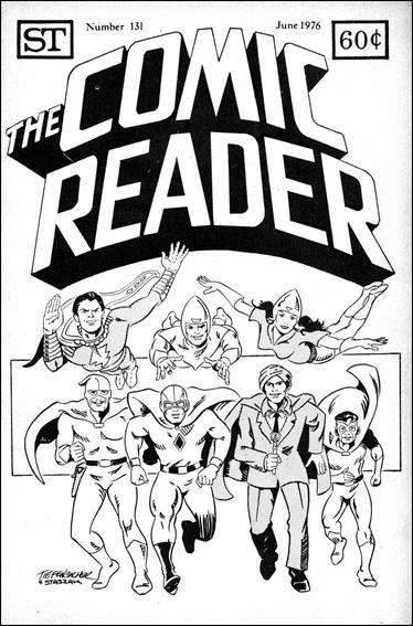Comic Reader 131-A by Street Enterprises