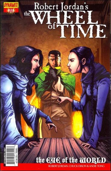 Robert Jordan's Wheel of Time: The Eye of the World (2010) 11-A by Dynamite Entertainment
