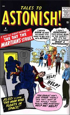 Tales to Astonish (1959) 4-A