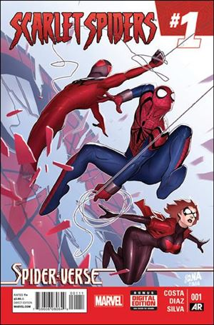 Scarlet Spiders 1-A