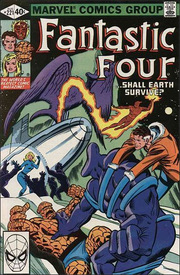 Fantastic Four (1961) 221-A by Marvel