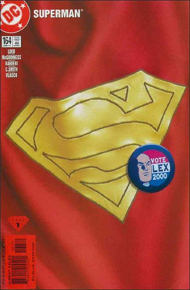 Superman (1987) 164-A by DC
