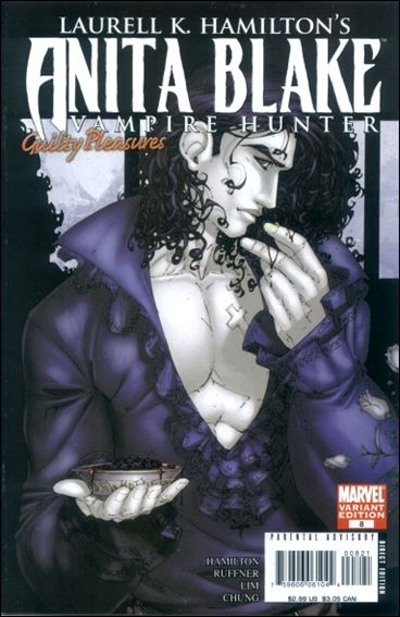 Anita Blake, Vampire Hunter - Guilty Pleasures 8-B by Marvel