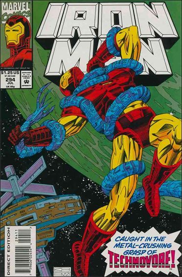 Iron Man (1968) 294-A by Marvel