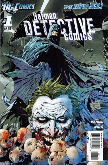 Detective Comics (2011) 1-C by DC