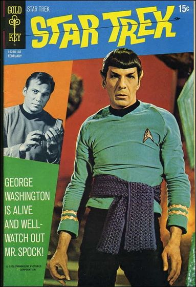 Star Trek (1967) 9-A by Gold Key
