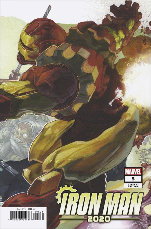 Iron Man 2020 (2020) 5-B by Marvel