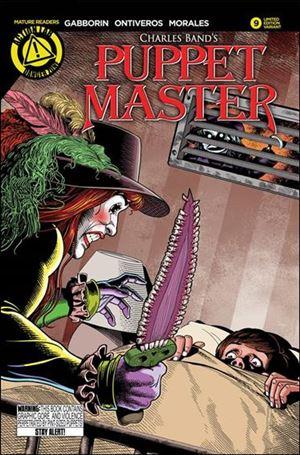 Puppet Master (2015) 9-B