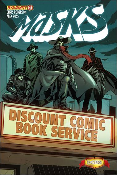 Masks 1-SH by Dynamite Entertainment