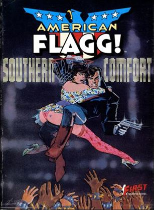 American Flagg!: Southern Comfort nn-A