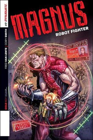 Magnus Robot Fighter (2014) 7-B