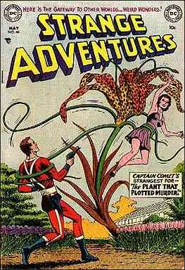 Strange Adventures (1950) 44-A by DC