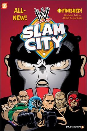 WWE Slam City 1-A
