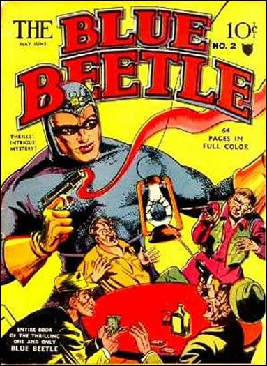 Blue Beetle (1939) 2-A by Fox