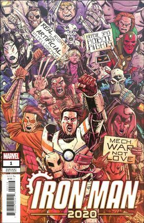 Iron Man 2020 (2020) 1-C