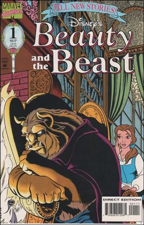 Disney's Beauty and the Beast 1-A