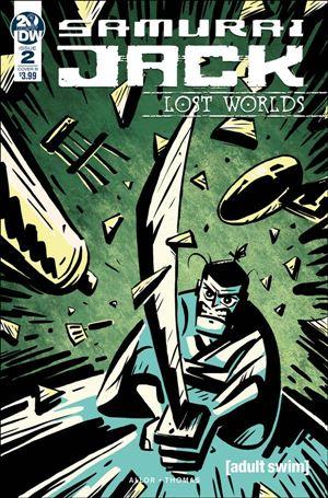Samurai Jack: Lost Worlds 2-B