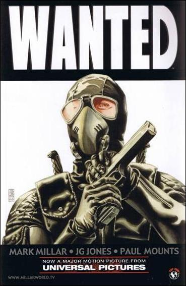 Wanted 1-D by Top Cow